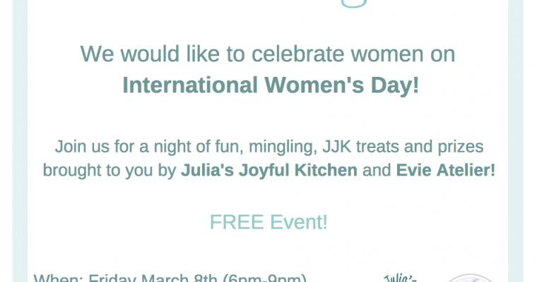 Social Night: International Women's Day Celebration!