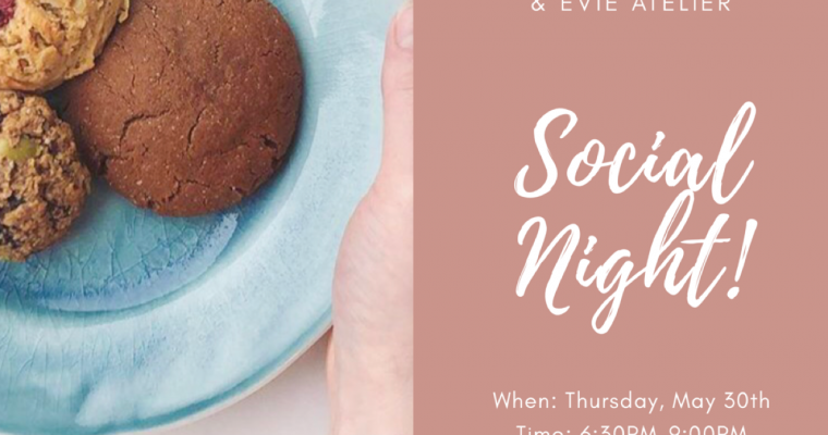 Social Night: Speaker Series