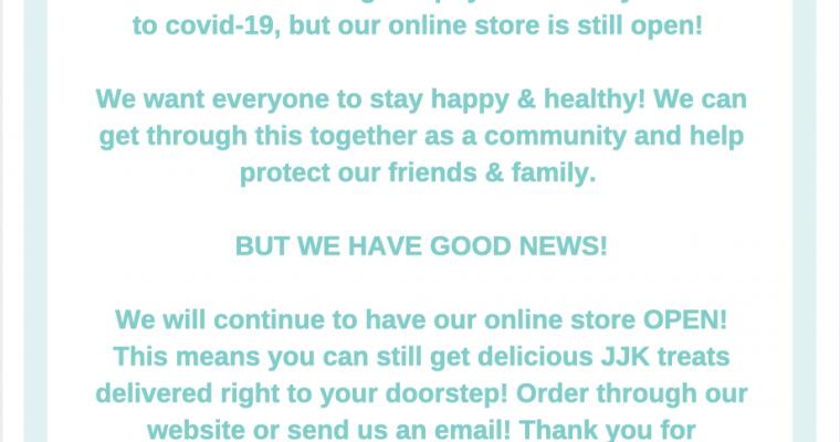 Covid-19 Update!!!
